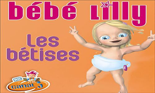 bebe lilly les betises